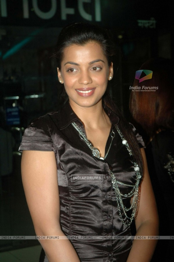 Mugdha Godse at Jeeva spa launch, Vashi. .
