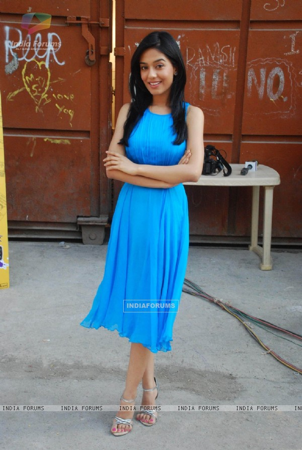 Amrita Rao at Love U... Mr. Kalakaar! Promo Shoot in Filmcity (127771)