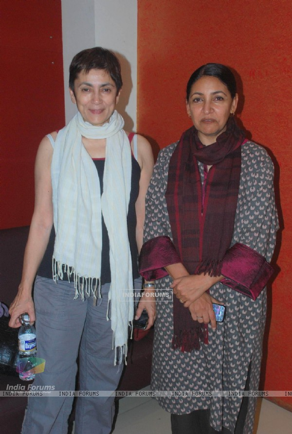 Deepti Naval at Memories in March special screening at Fun. .