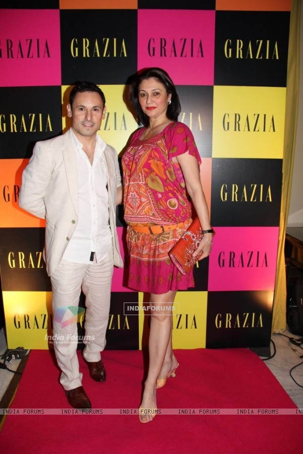 Guest at Grazia Magazine 3rd Anniversary in style