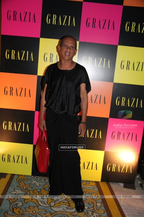 Grazia Celebrates its 3rd Anniversary in style