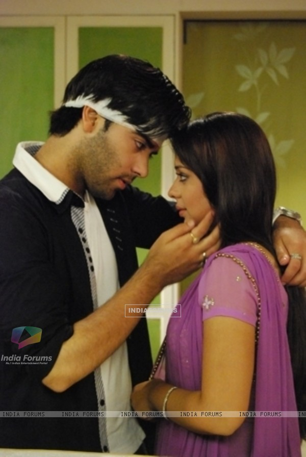 Still image of Nivi and Viren