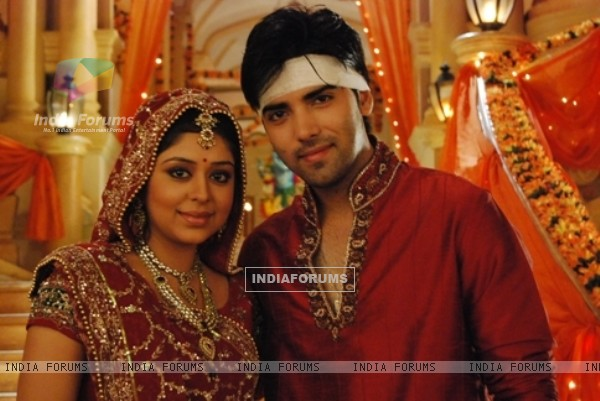 Perfect couple Nivi and Viren