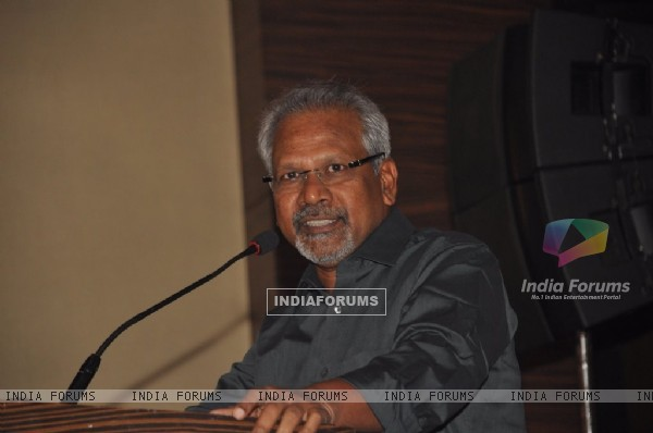 Mani Ratnam unveils AR Rahman's The Spirit of Music at Novotel, Juhu, Mumbai