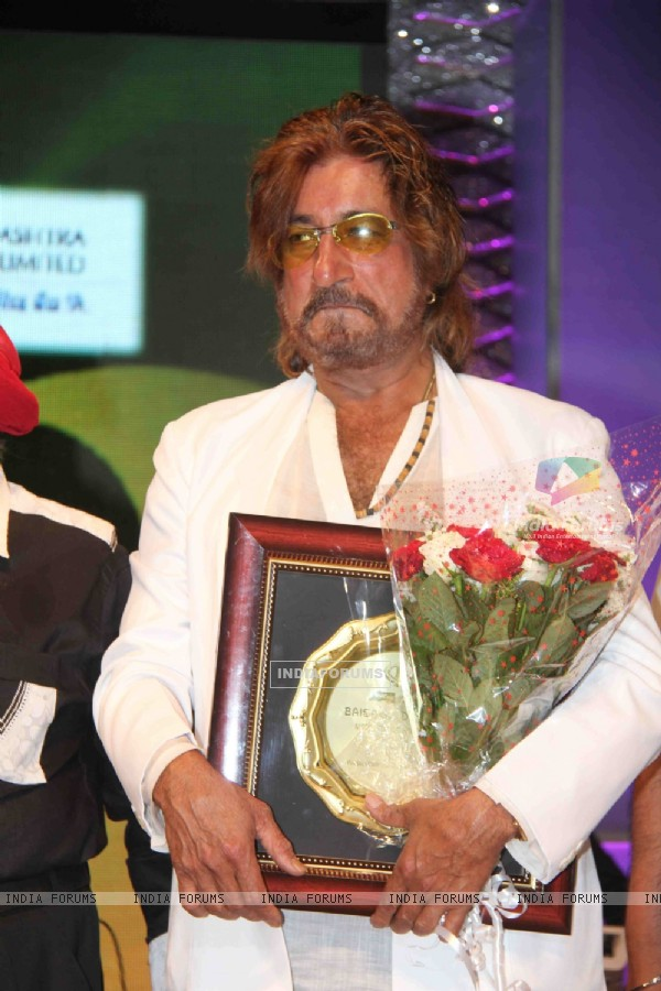 Shakti Kapoor at Baisakhi Di Raat celebration by Punjab cultural and Heritage Board
