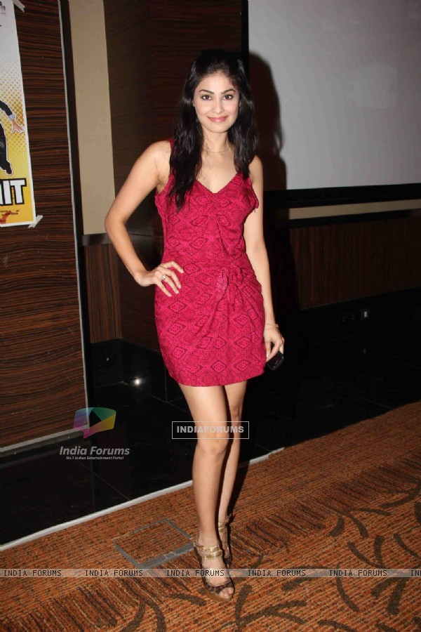 Pooja Gupta at Success bash of film F.A.L.T.U