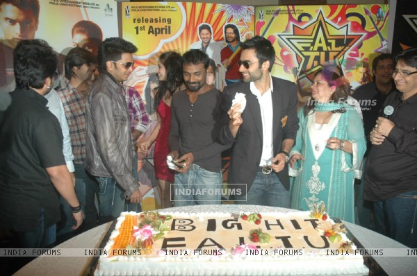 Success bash of film F.A.L.T.U (129663)