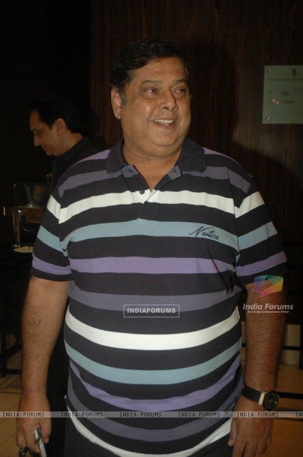 David Dhawan at Success bash of film F.A.L.T.U