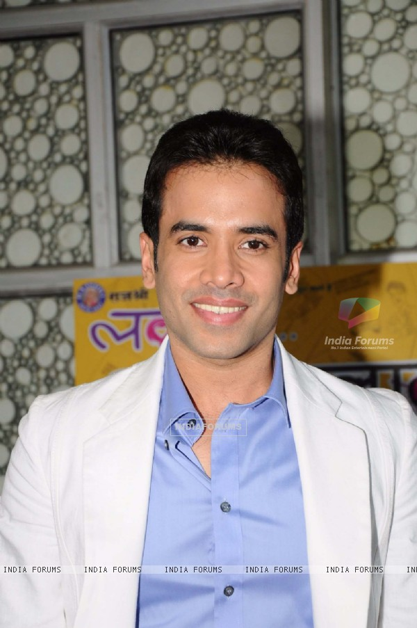 Tusshar Kapoor at Love U... Mr. Kalakaar! music Launch at Cinemax, Mumbai (130018)