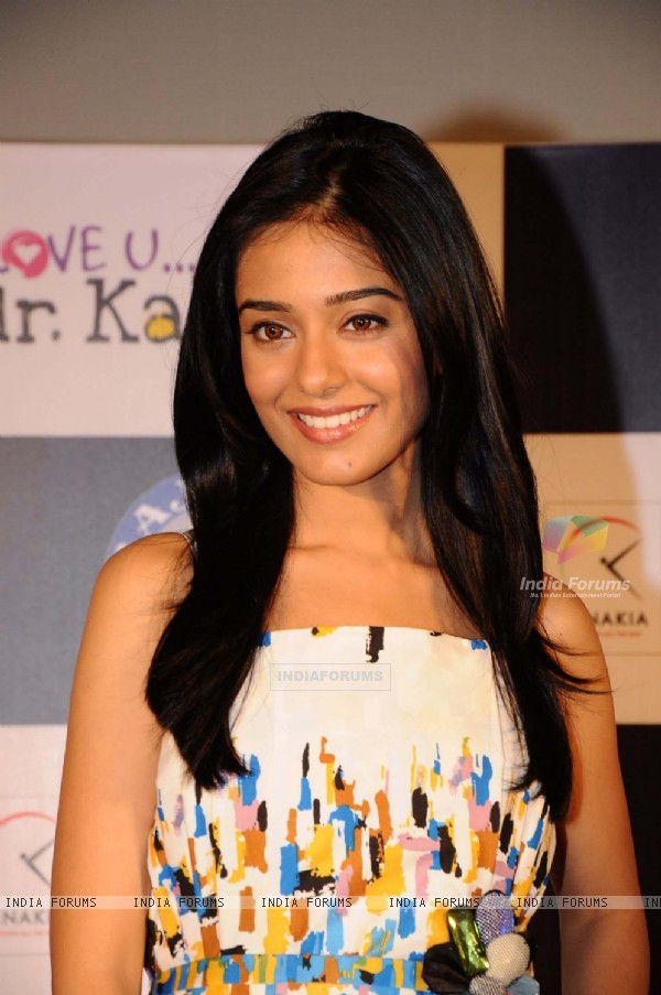 Amrita Rao at Love U... Mr. Kalakaar! music Launch at Cinemax, Mumbai (130025)