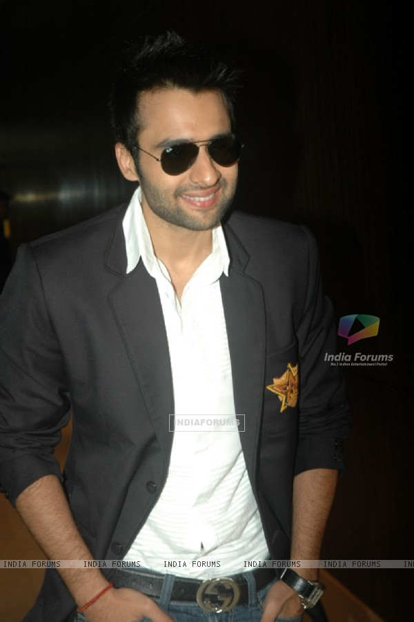 Jackky Bhagnani at success bash of film F.A.L.T.U