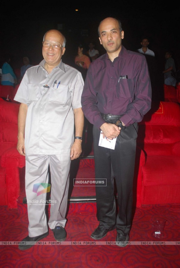 Sooraj Barjatya at Love U... Mr. Kalakaar! music Launch at Cinemax, Mumbai (130119)