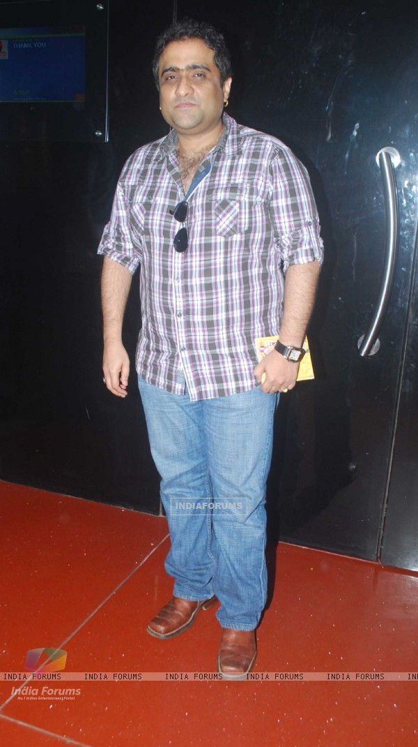 Kunal Ganjawala at Love U... Mr. Kalakaar! music Launch at Cinemax, Mumbai