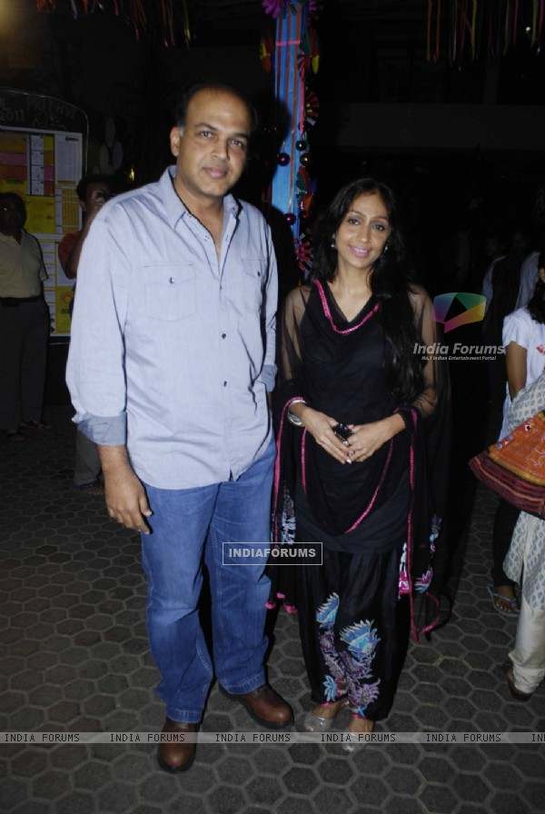 Ashutosh Gowariker Ekjute Theatre 30th year celebrations at Prithvi, Juhu. .