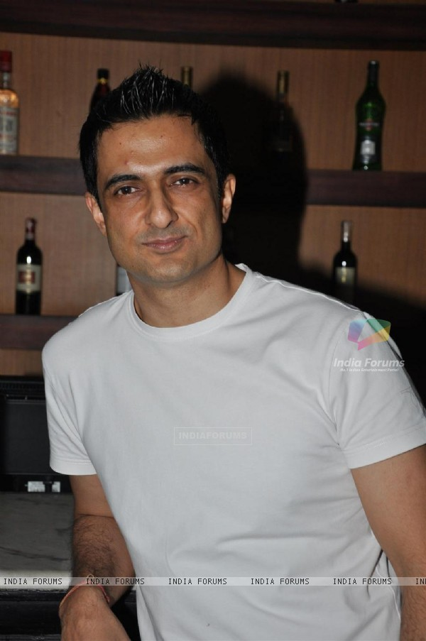 Sanjay Suri at music launch of film 'I Am'
