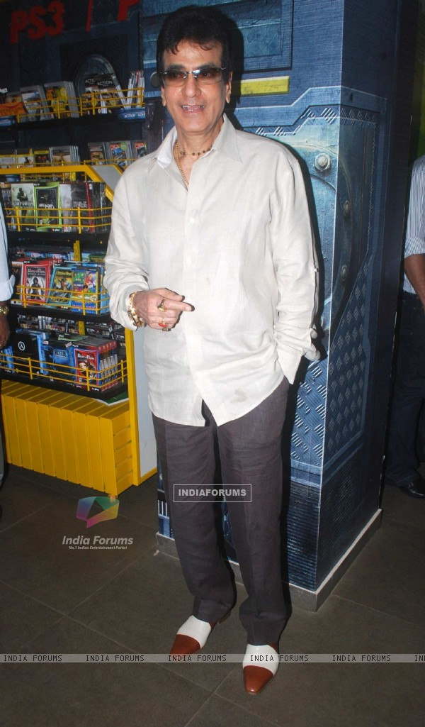 Jeetendra at music launch of the movie 'Ragini MMS'