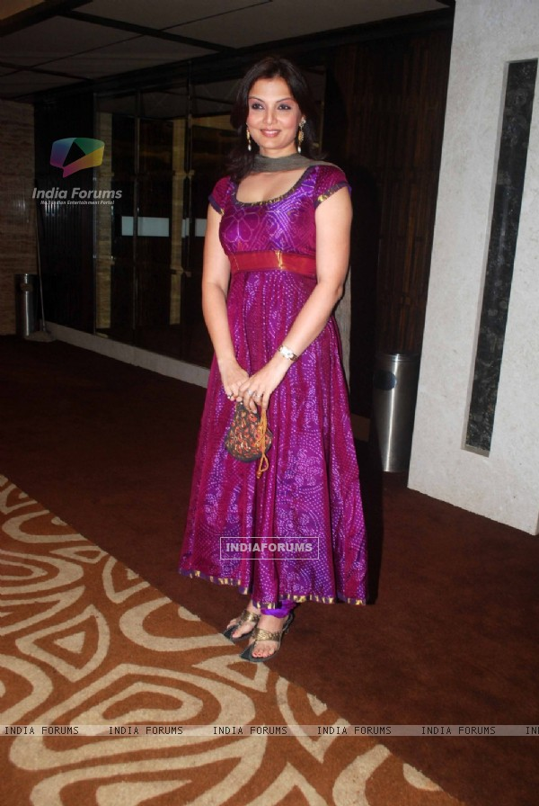 Deepshikha Nagpal at Dada Saheb Phalke Awards Press Conference
