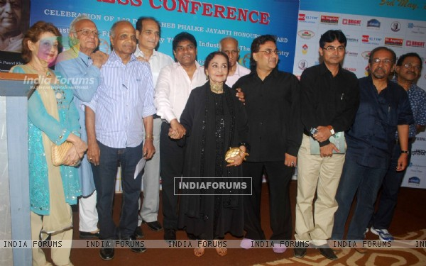 Dada Saheb Phalke Awards Press Conference