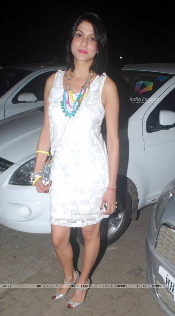 Shilpa Agnihotri at Kushal Punjabi's Birthday bash
