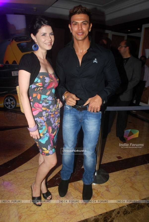 Sahil Khan at Special Issue of Top Gear Magazine