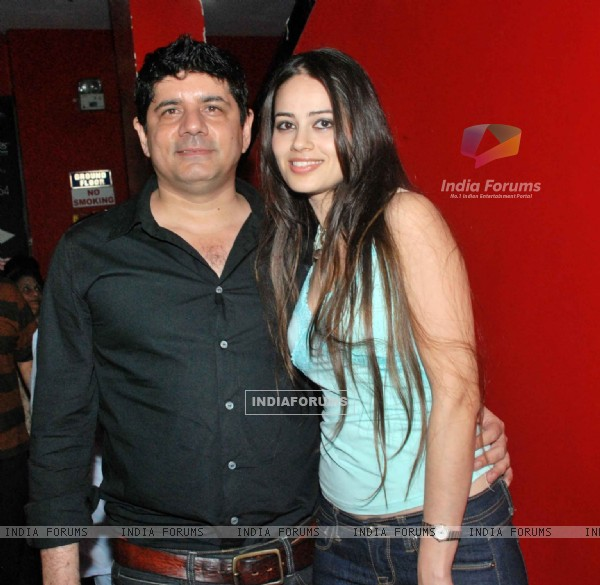 Celeb at screening of movie 'Chalo Dilli'