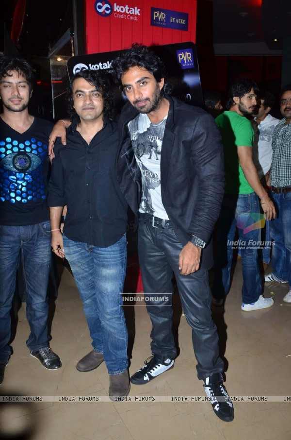 Rohit Khurana at premiere of movie 'Men Will Be Men' at PVR, Juhu in Mumbai