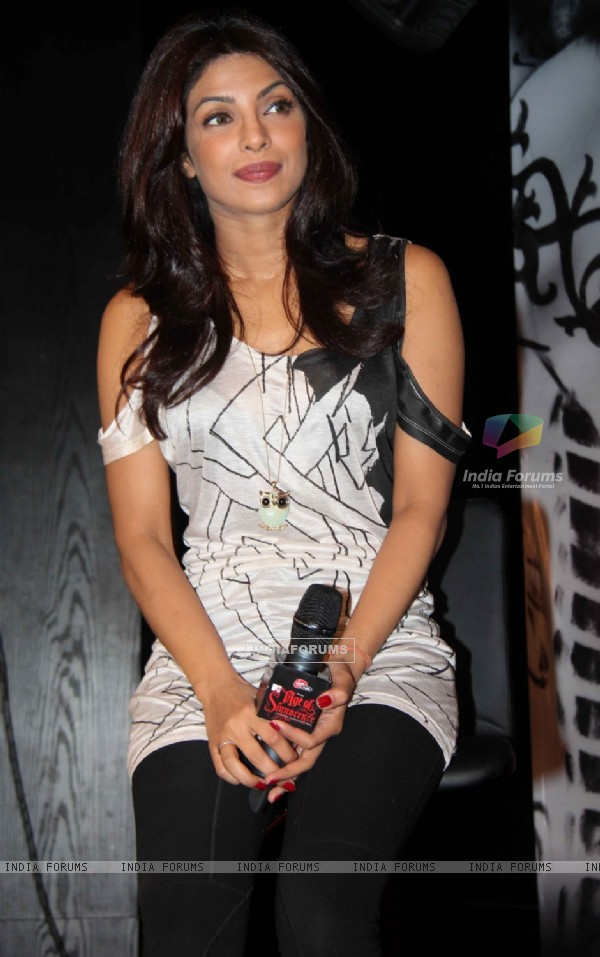 Priyanka Chopra at MTV Youth Marketing Forum at Palladium