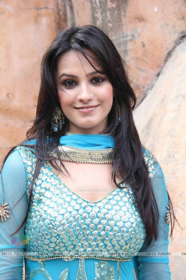 Anita Hassanandani at WaterKingdom 13th anniversary celebration party