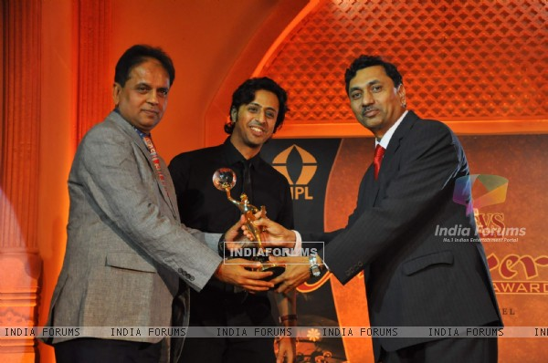 Salim Merchant at Achievers Awards at Trident. .