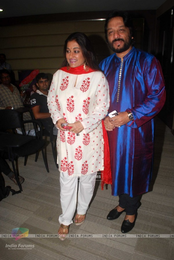 Roop Kumar Rathod and Sonali Rathod launches Manesha Agarwal's album 'Padaro Mhare Dess'