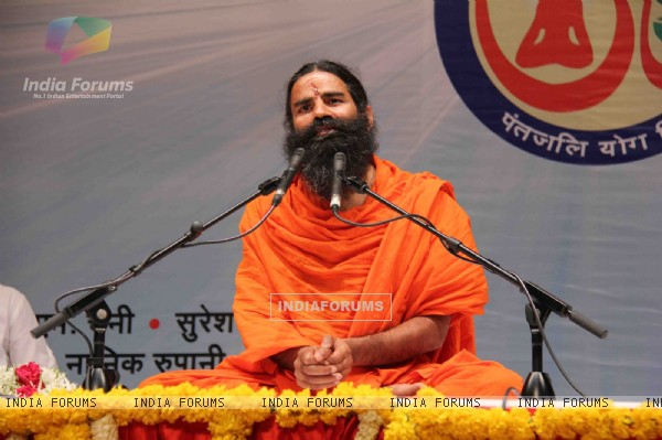 Yogi Rishi Swami Ramdev interaction on the subject of Enrichment of Life