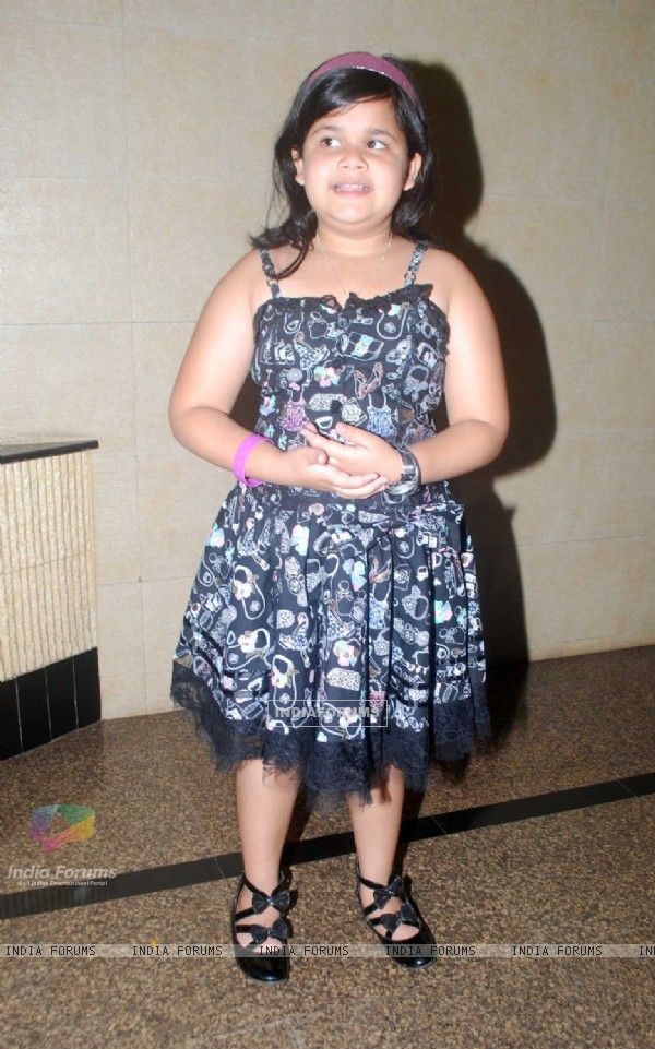 Saloni Daini at Dada Saheb Phalke Awards