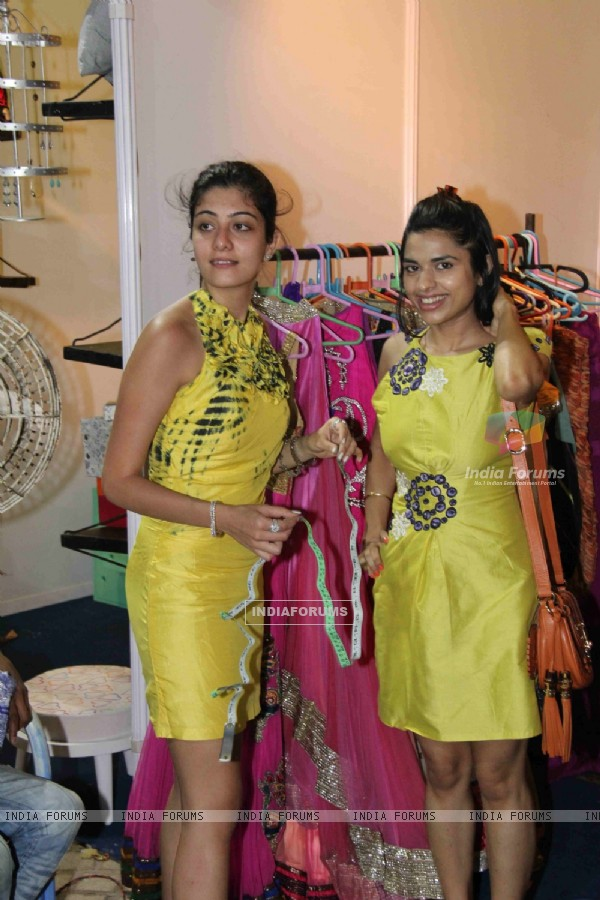 Celebs at Princess Beach Fair at Hotel Sea Princess Juhu
