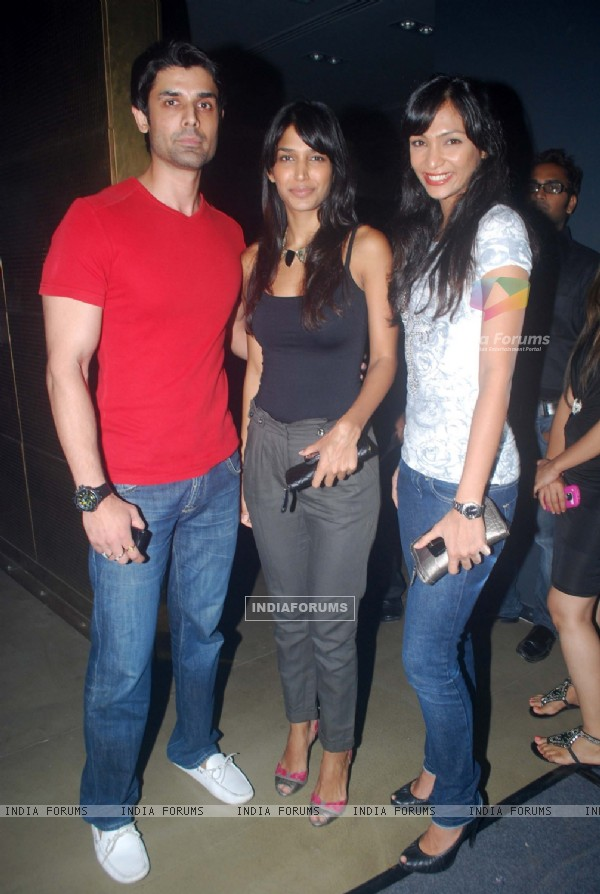Celeb at Diesel Brand Party at Juhu in Mumbai
