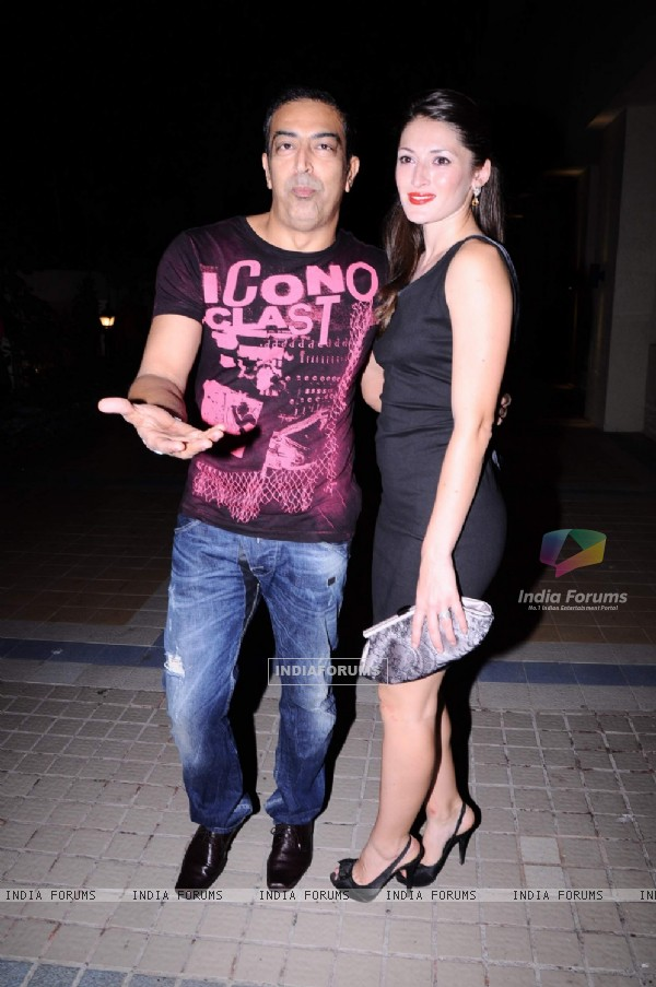 Vindoo Dara Singh at FHM mag launch, Sea Princess