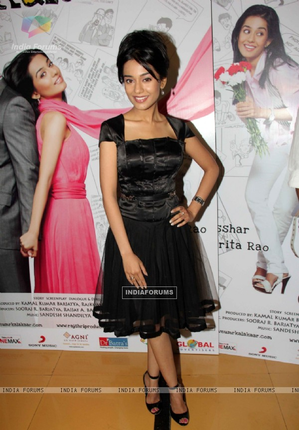 Amrita Rao at 'Love U... Mr. Kalakaar!' movie screening