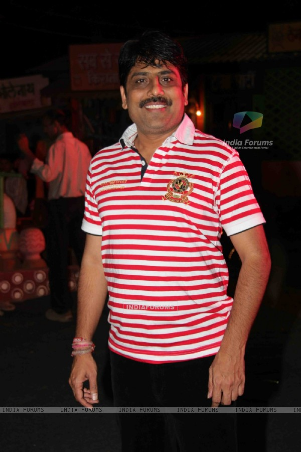 Sailesh Lodha of Sab Tv celebrates World Family Day