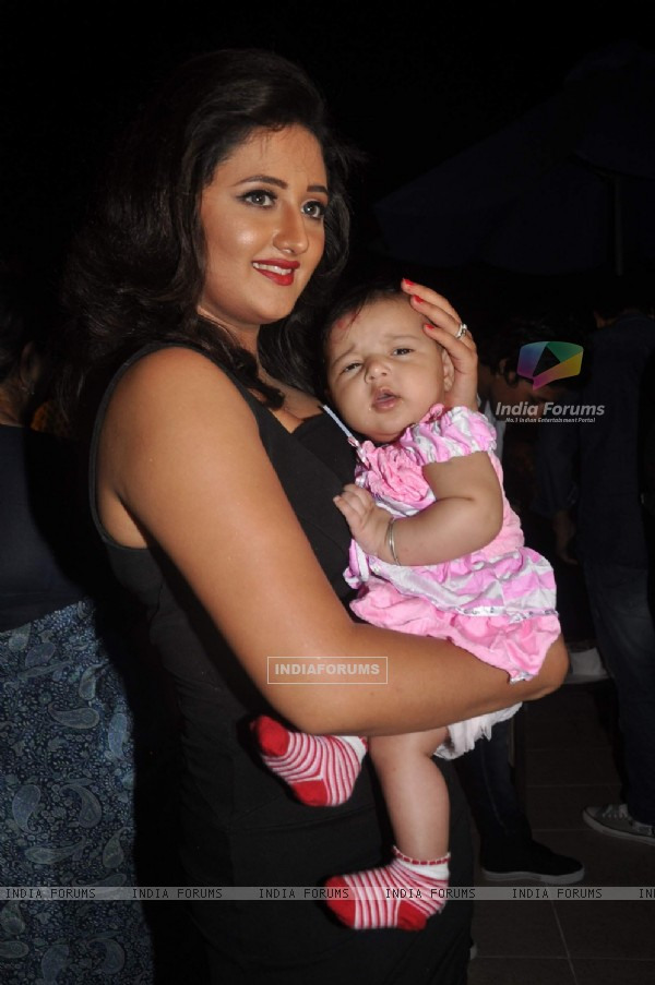 Rashmi Desai at Uttaran success bash at Juhu