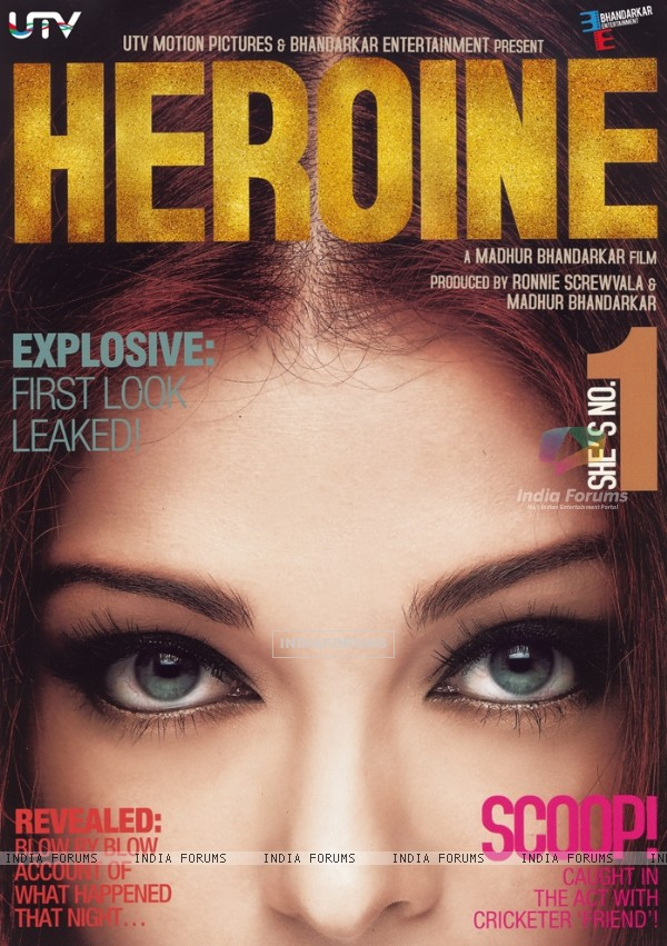 Poster of the movie Heroine (134730)