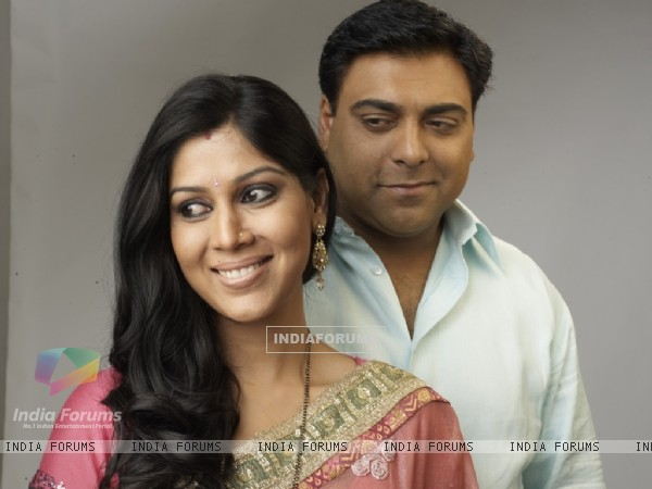 Ram and Priya as a lovely couple