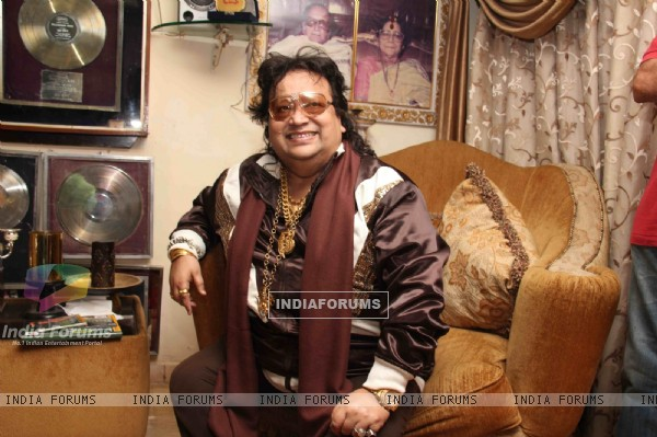 Bappi Lahiri launched 'Biba For You' album
