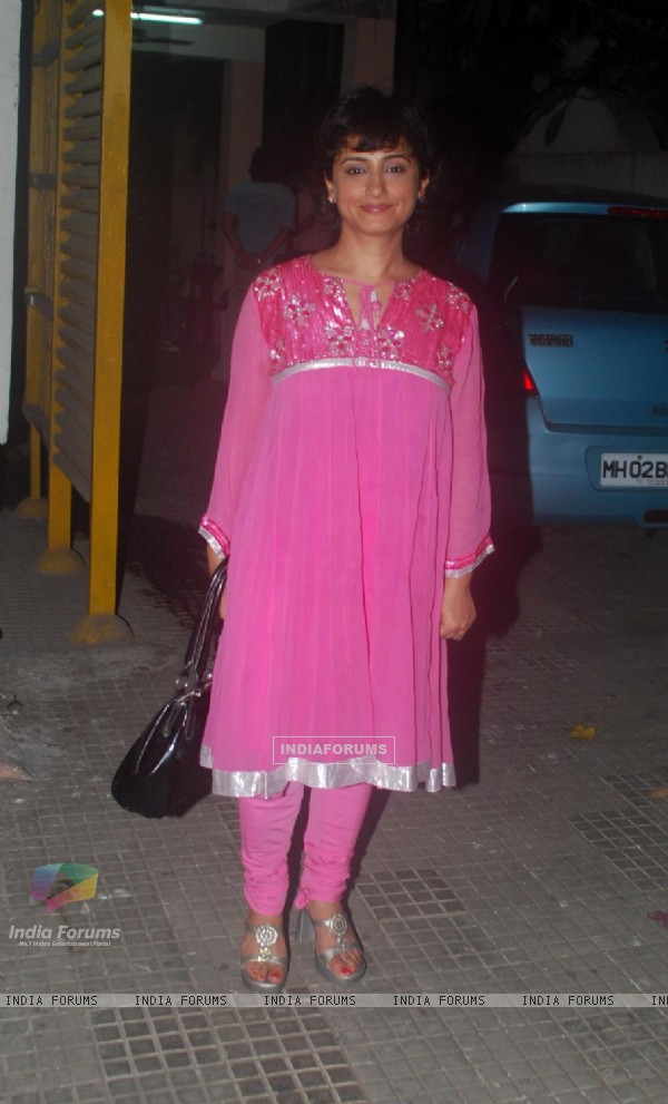 Divya Dutta at Special screening of movie 'Stanley Ka Dabba' at Ketnav