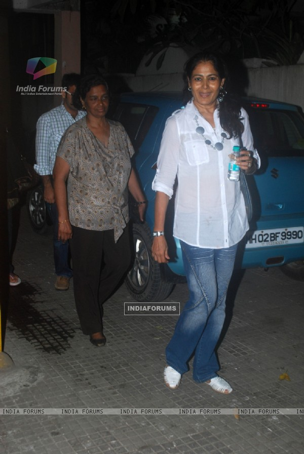 Celebs at Special screening of movie 'Stanley Ka Dabba' at Ketnav