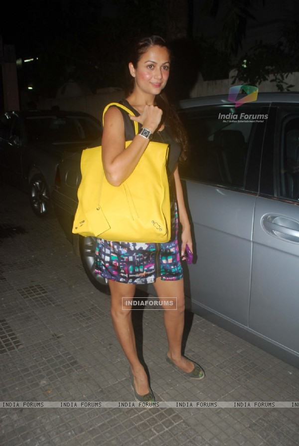 Amrita Arora at Special screening of movie 'Ready'