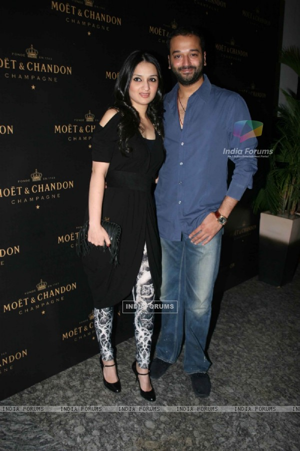 Celebs at Farah Ali Khan's dinner for Moet & Chandon champagne launch