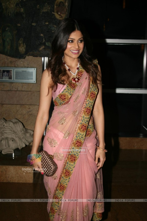 Shamita Shetty at Ganesh Hegde's Wedding reception