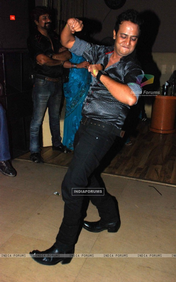 Umesh Yamgarr at Ss Se Sarsati launch party of Ocean Multimedia India