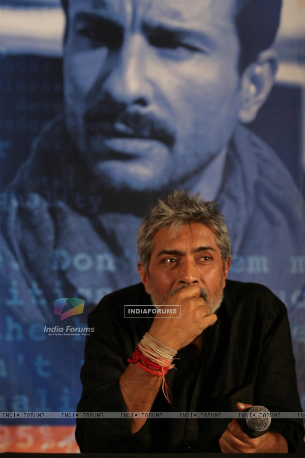 Prakash Jha at film 'Aarakshan' first look launch at Hotel Novotel in Juhu, Mumbai
