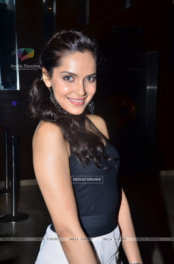 Shazahn Padamsee at West is West premiere at Cinemax