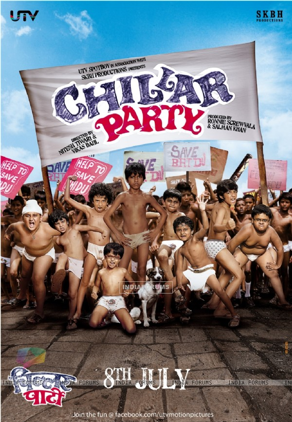 Poster of the movie Chillar Party (137709)